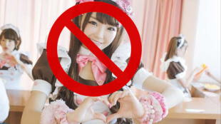 ¡Adiós a las Maids! Japón está cerrando este tipo de servicios en restaurantes ilegales