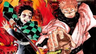 ¿Jujutsu Kaisen o Kimetsu no Yaiba? Estos son los mangas más adictivos para los fans japoneses
