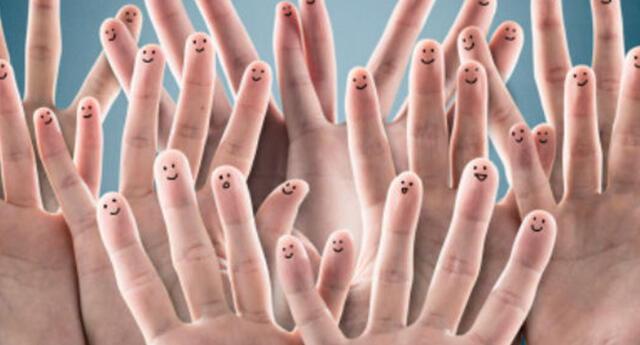 Esto dirían la longitud de tus dedos sobre tu personalidad
