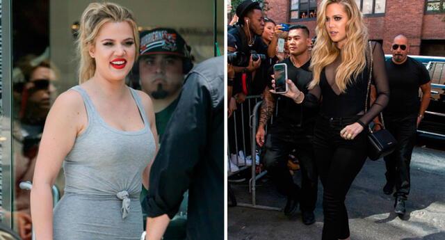 8 claves que siguió Khloé Kardashian para perder 16 kilos