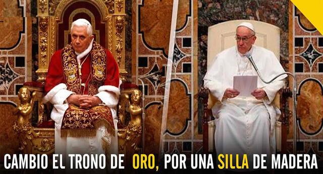 7 Radicales cambios que hizo el Papa Francisco en el Vaticano
