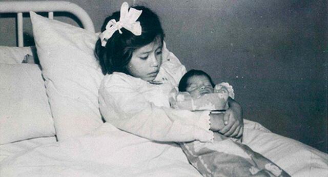La impactante historia de Lina Medina, la madre más joven de la historia es peruana