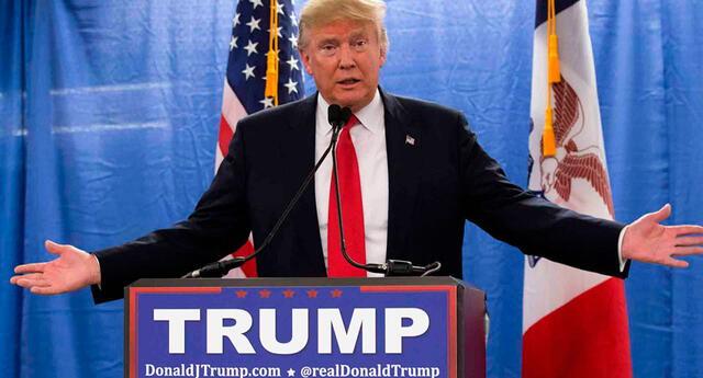 El electo presidente norteamericano, Donald Trump, revela cuál es su punto débil