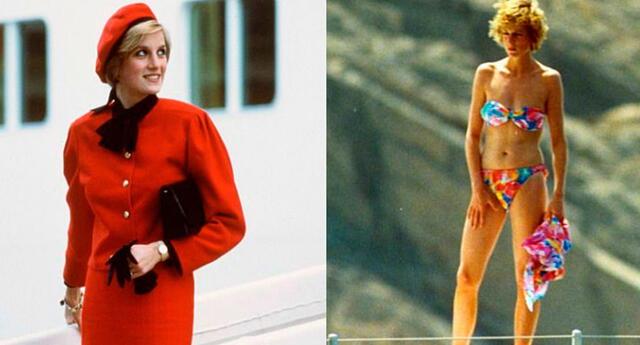 Las 3 veces en que la Princesa Diana escapó de la realeza y pudo ser libre