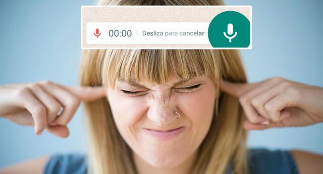 Si no te gusta el sonido de tu voz, sería una señal de baja autoestima