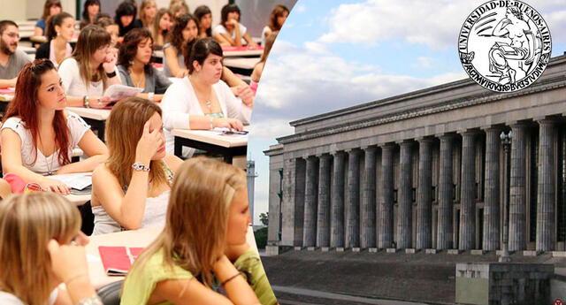 ¿Quieres estudiar en la mejor universidad de Latinoamérica?