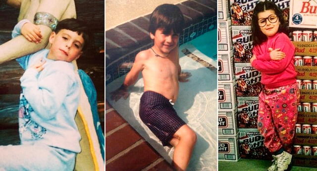Comunidad LGBT comparte sus fotos de niños y encienden la polémica sobre la identidad de género