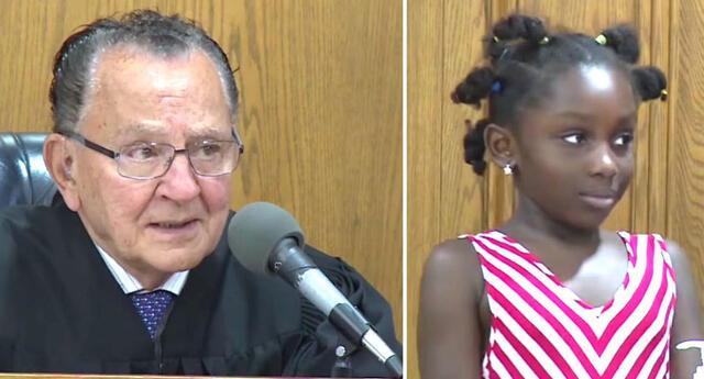 Juez pidió ayuda a una niña para decidir la sentencia de su madre, un veredicto conmovedor
