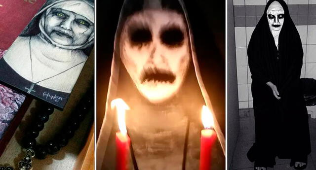 """¿Existió Valak, la monja de """"El Conjuro2""""? La aterradora verdad que debes conocer"""