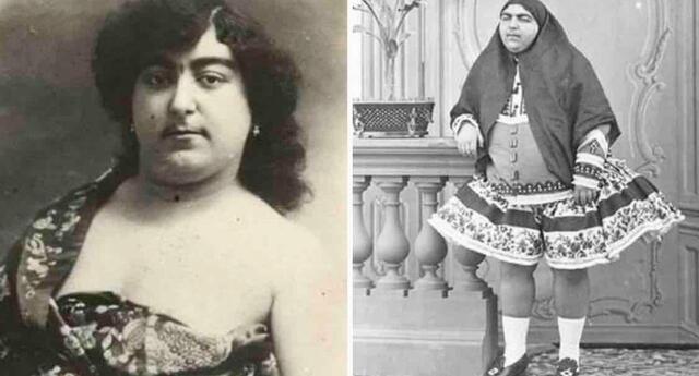 ¿Quién fue la Princesa Qajair?