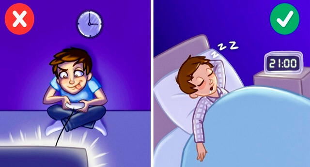 10 malos hábitos que tenemos por las noches y nos hacen engordar