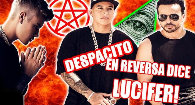 ¿'Despacito' de Luis Fonsi y Daddy Yankee oculta mensajes subliminales? El viral que sacudió YouTube