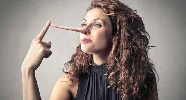 ¿Cuáles son las mentiras más frecuentes en las mujeres?