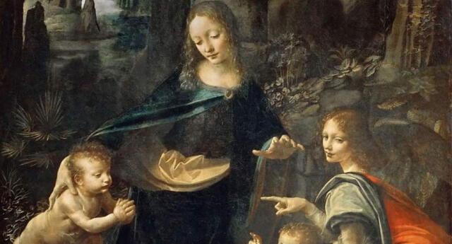 """Conoce el reciente """"mensaje oculto"""" en una de las pinturas más famosas de Leonardo da Vinci"""