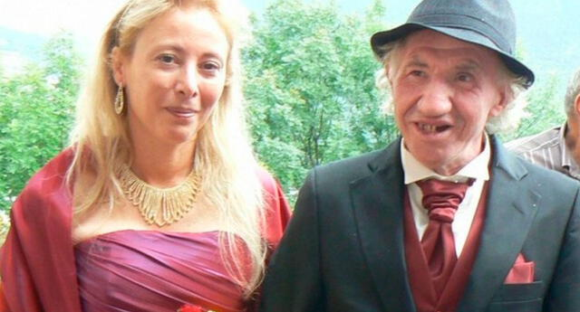 Se casó con un ermitaño millonario sin dientes, pero él le guardó una amarga sorpresa