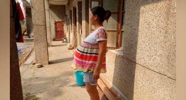 Mujer china lleva 17 meses embarazada y establece nuevo Récord Guinness