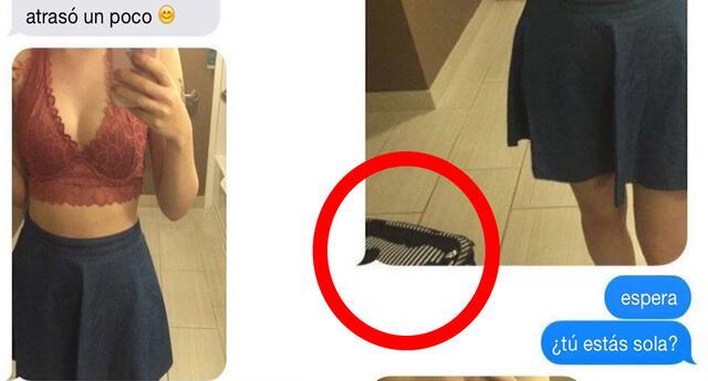 Ella viajó por negocios, envía fotos a su novia sin notar que un detalle revelaba su infidelidad