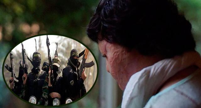Ella se quemó viva y así evitó que militares del Estado Islámico la vuelvan a violar