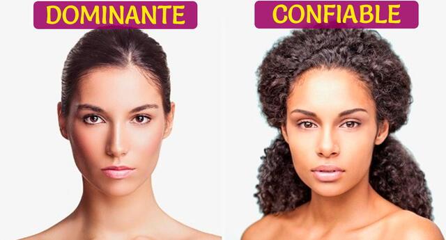 ¿Qué dicen tus rasgos faciales sobre tu futuro?