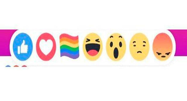 """Facebook instauró el botón """"orgullo"""" y esto es todo lo que debes saber"""