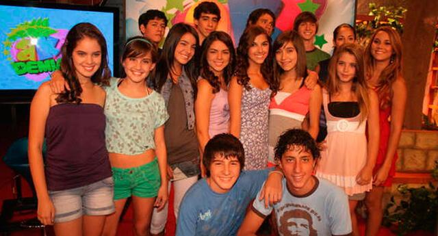 Así fue el reencuentro de América Kids tras 10 años del estreno del programa