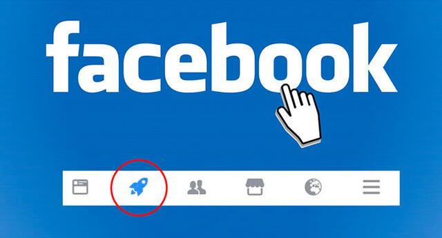 ¿Por qué Facebook instaló un botón con forma de cohete y para quiénes será útil?