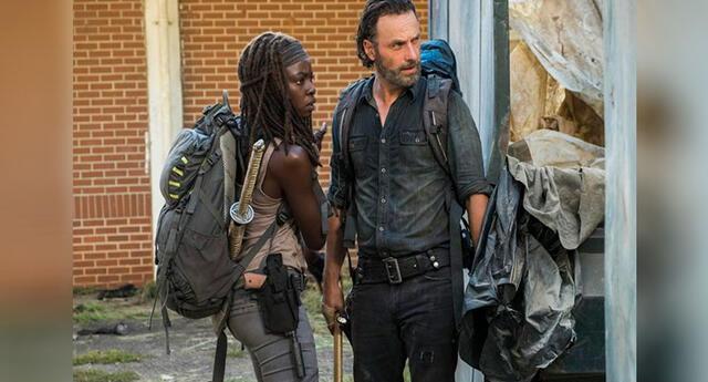 The Walking Dead: revelan la escena eliminada del final de la 7ma temporada