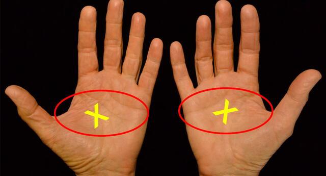 """Solo el 3% de las personas tienen la """"X"""" en ambas manos, conoce su significado"""