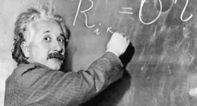 Este es el acertijo de Einstein