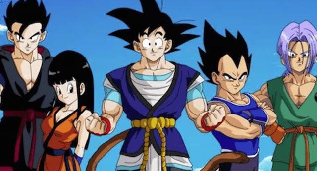¡Buenas noticias para los fanáticos de Dragon Ball Z!