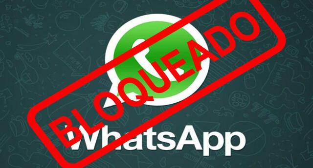Alerta: WhatsApp está congelando cuentas, conoce los 8 motivos para bloquearte