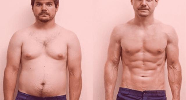 Pierde peso usando Facebook y Twitter.