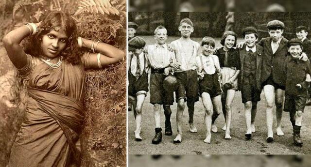 ¿Cómo posaban los jóvenes hace 100 años? Las 'selfies' más asombrosas del mundo