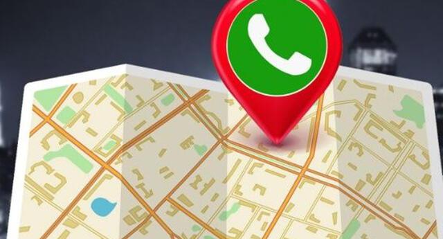 Mira cómo funciona la localización en tiempo real de WhatsApp