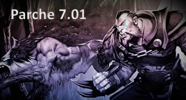 Conoce los detalles de la nueva actualización del parche 7.01