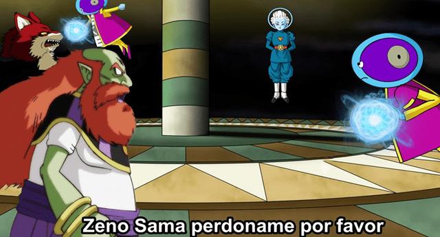 Sidra caería derrotado tras lanzar a todos sus guerreros contra el universo de Goku.
