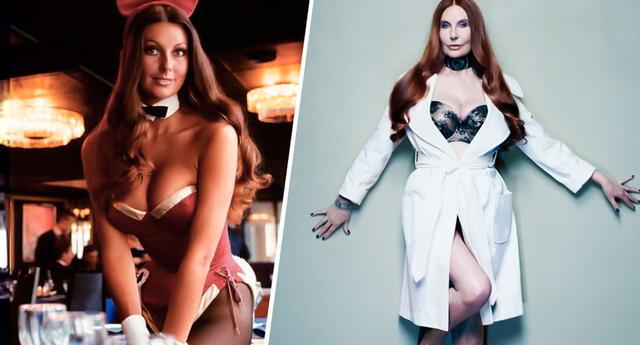Así lucen las modelos que posaron para Playboy 60 años después