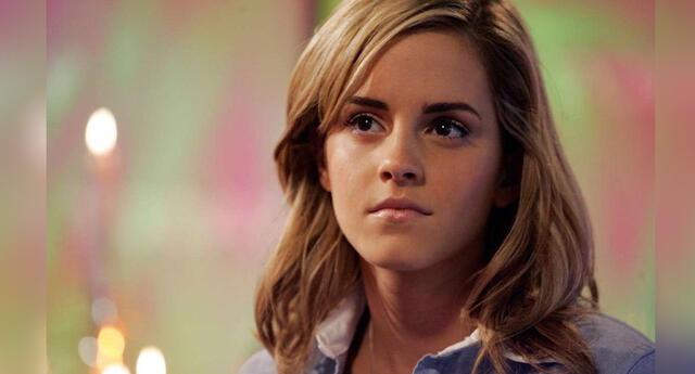 Emma Watson hizo esta revelación