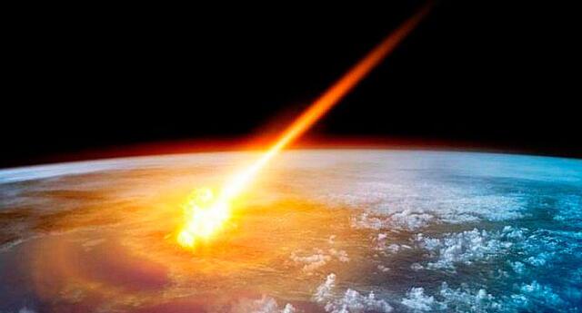 Gran meteorito podría caer en la Tierra y no estamos preparados, según especialista de la NASA