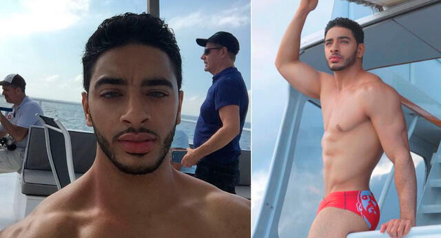 Laith Ashley es un exitoso modelo transexual
