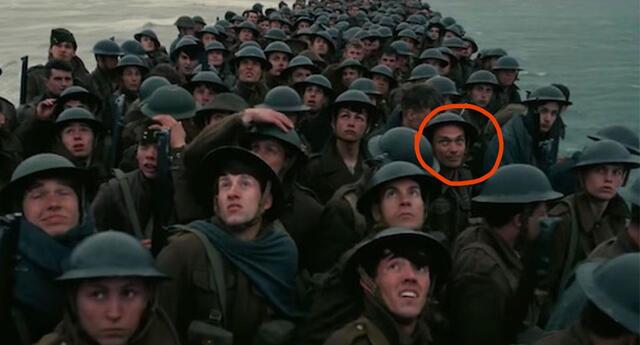 Este extra 'arruinó' escena de la última película de Christopher Nolan