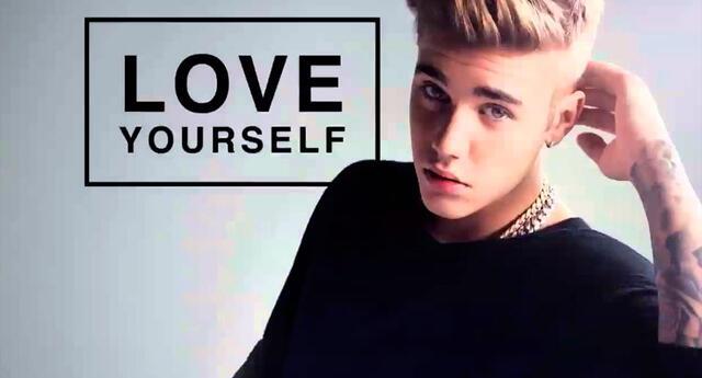 Love yourself es la canción más sonada
