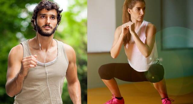 La efectiva rutina de ejercicios que te ayudaría a perder hasta 5 kilos en una semana