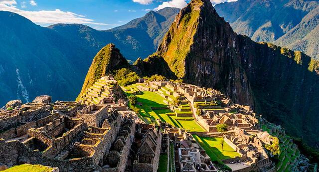 ¿Nuevas pinturas rupestres en Machu Picchu? Esta foto ha desatado polémica entre los expertos