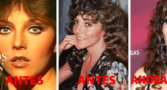 Verónica Castro ha demostrado que su belleza perdura con el paso de los años.