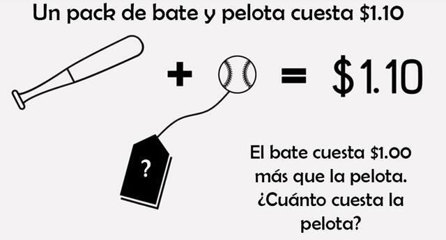 ¿Puedes resolverlo?