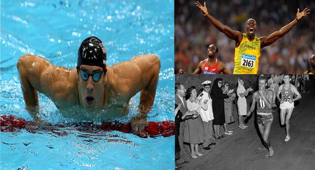 Los momentos más recordados de las olimpiadas
