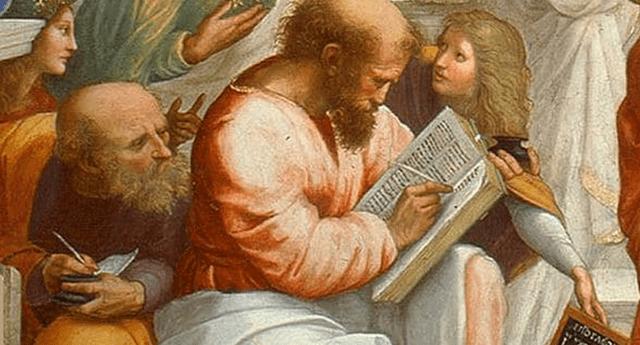 Pitágoras se convirtió en toda una celebridad y uno de los hombres más inteligentes de la historia.