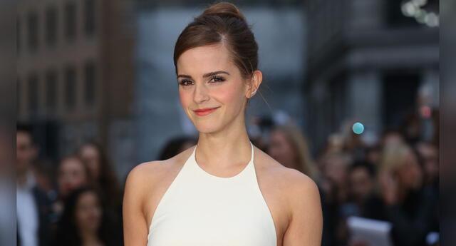 El extraño síndrome que padece Emma Watson y afecta su autoestima