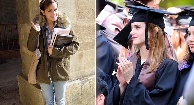 ¿Te gustaría estudiar con Emma Watson?